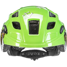 UVEX Finale Junior Helmet LED green pirate